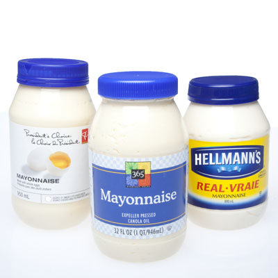 Which of these mayonnaise brands came out on top?