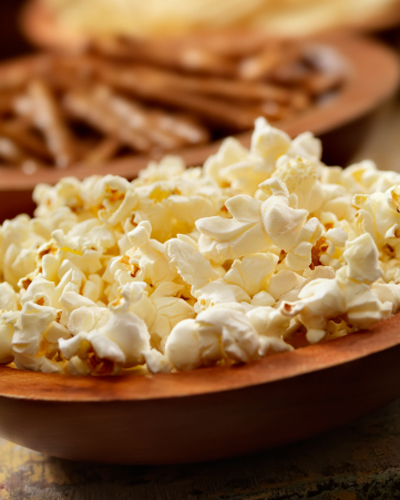 Make Your Own Healthy Microwave Popcorn