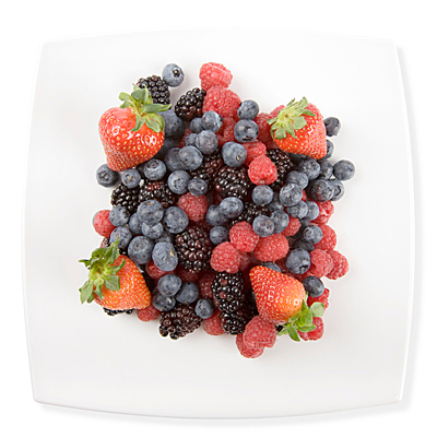 Make Mixed Berry Clafoutis
