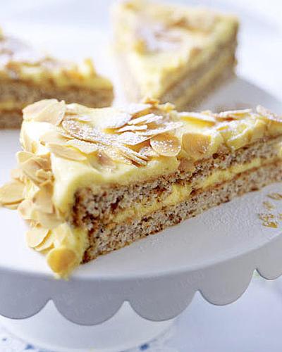 IKEA Almond torte